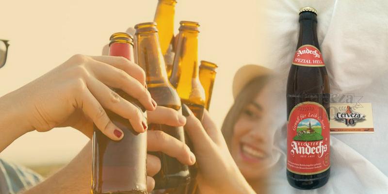 Cerveza Andechs Spezial Hell (Importación)