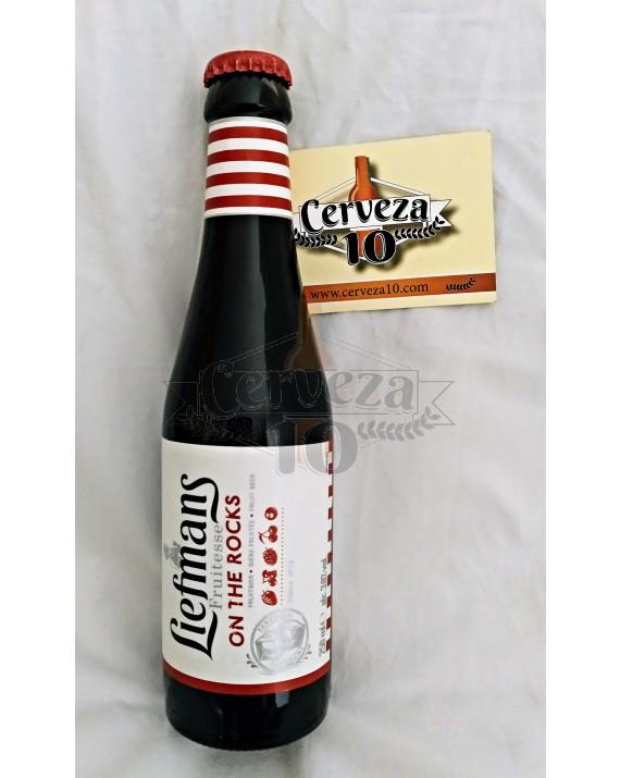 Cerveza Liefmans Fruitesse On The Rocks