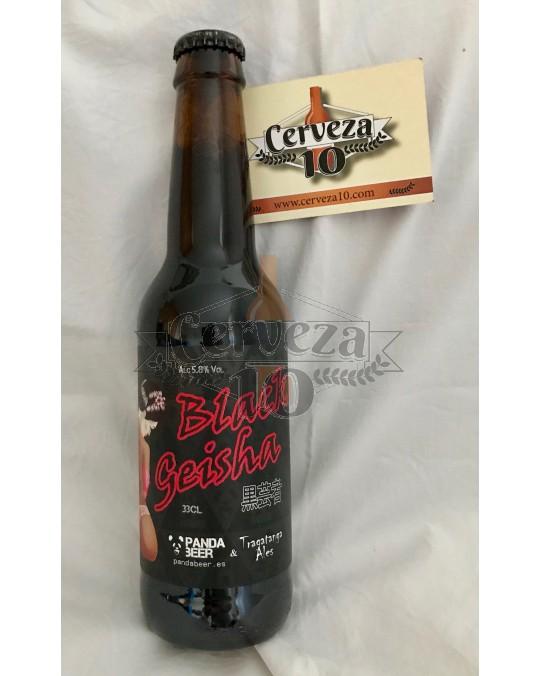 Cerveza Black Geisha