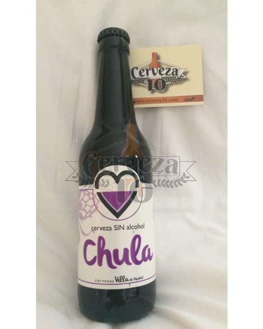 Cerveza Chula *Sin Alcohol*