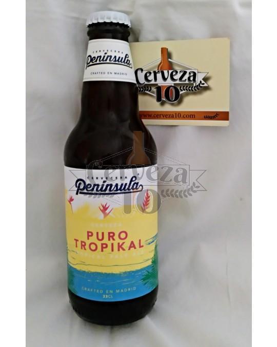 Cerveza Puro Tropikal