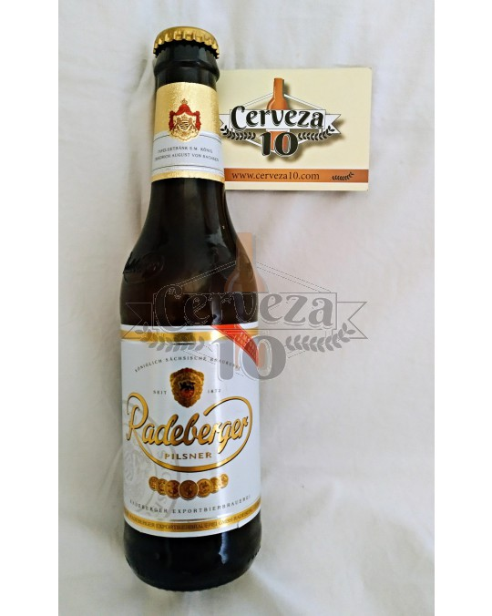 Cerveza Radeberger