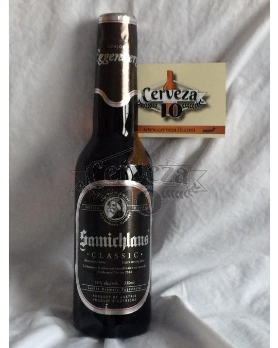 Cerveza Samichlaus Alta Graduación Alcoholica