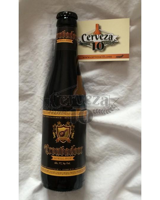 Cerveza Troubadour Imperial Stout