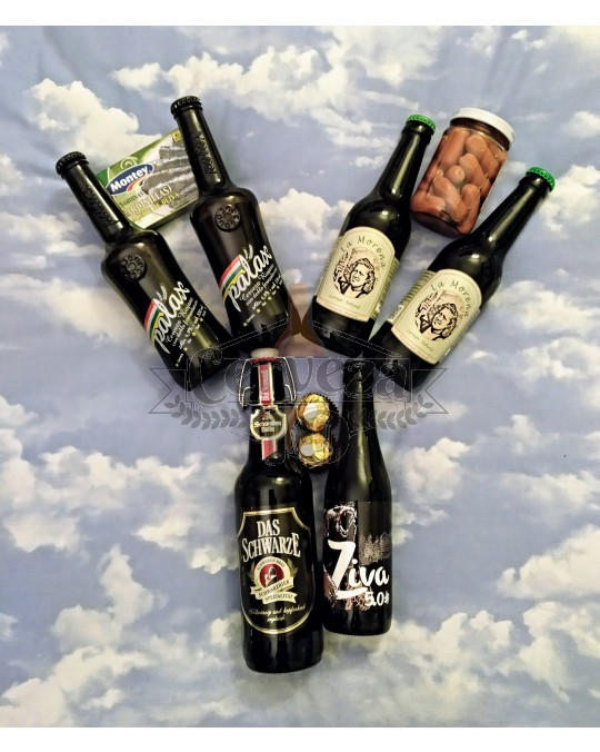 Cervezas artesanas e importación San Valentín