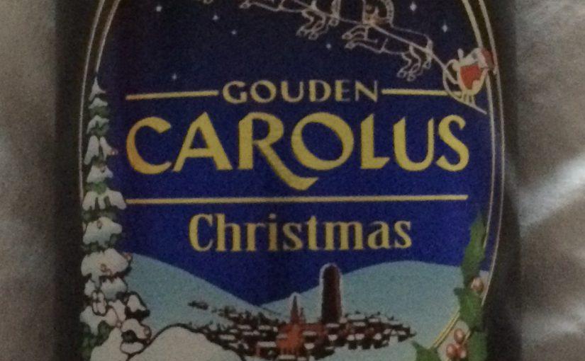 Cerveza Gouden Carolus Christmas (Importación)