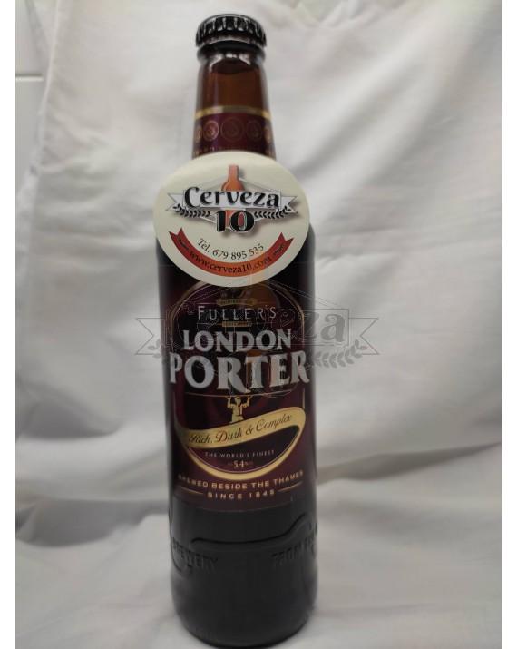 Cerveza Fuller´s London Porter