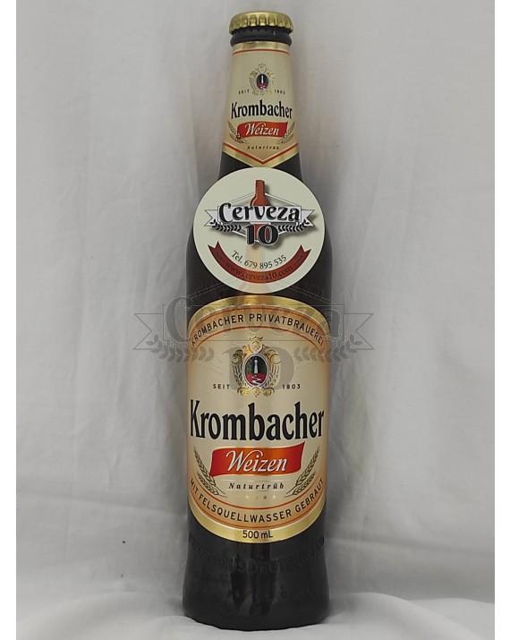 Cerveza Krombacher Weizen