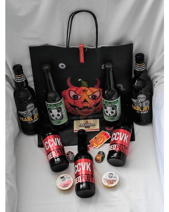 Cervezas Lote Halloween