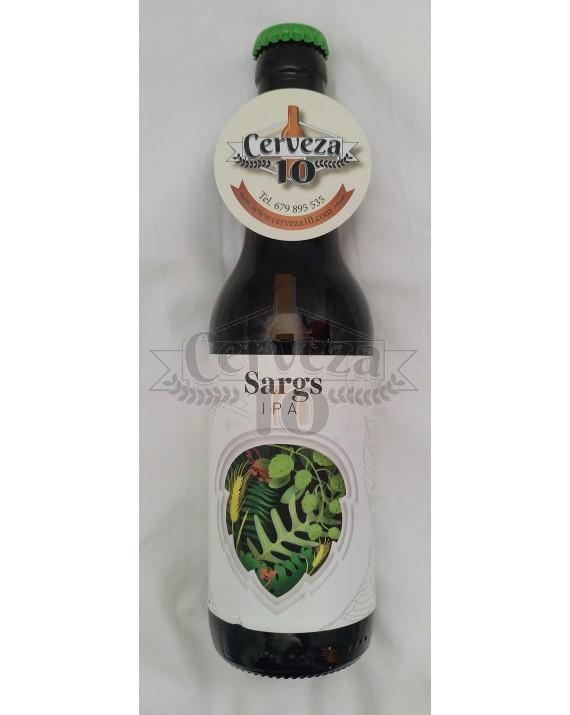 Cerveza Sargs Ipa