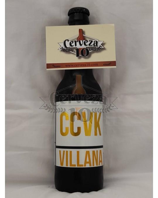 Cerveza CCVK Villana