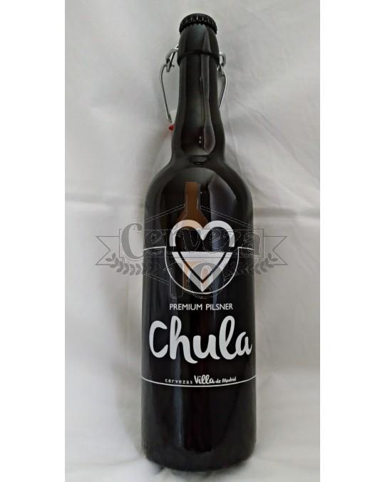 Cerveza Chula Premium Pilsner