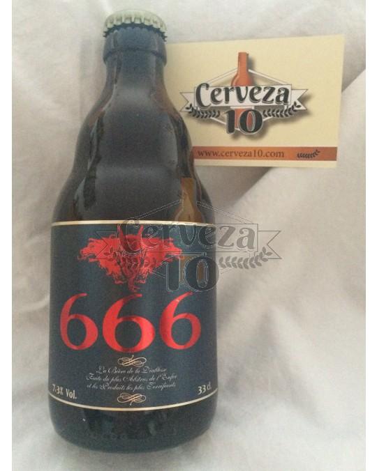 Cerveza Diablesa Blonde 666