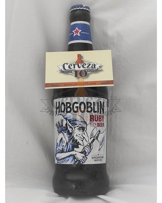 Cerveza Hobgoblin Ruby