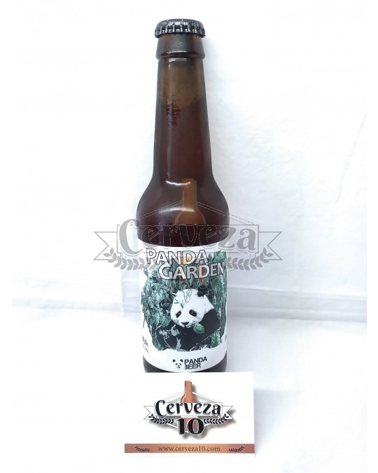 Cerveza Panda Garden