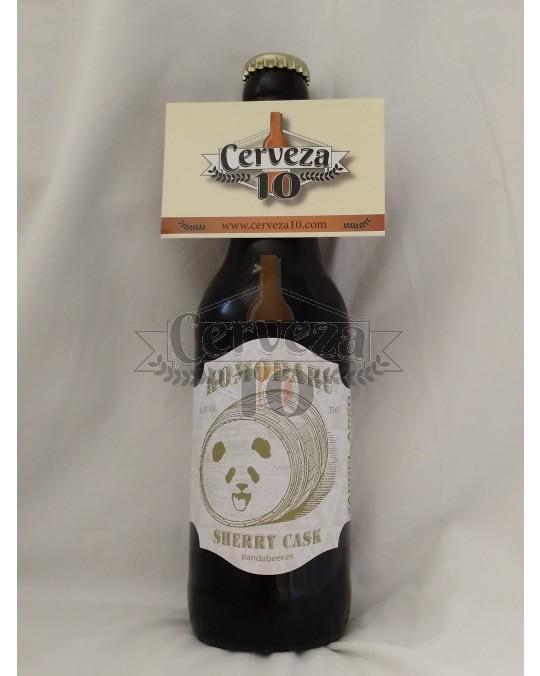 Cerveza Komodaru Sherry Cask