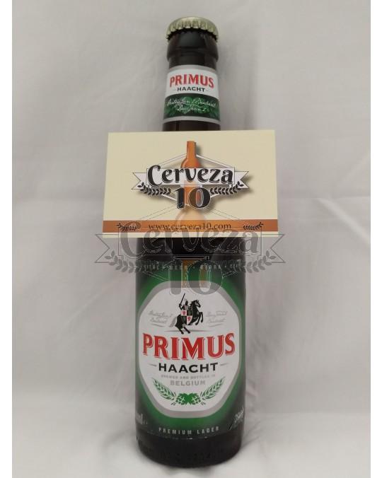 Cerveza Primus Haacht