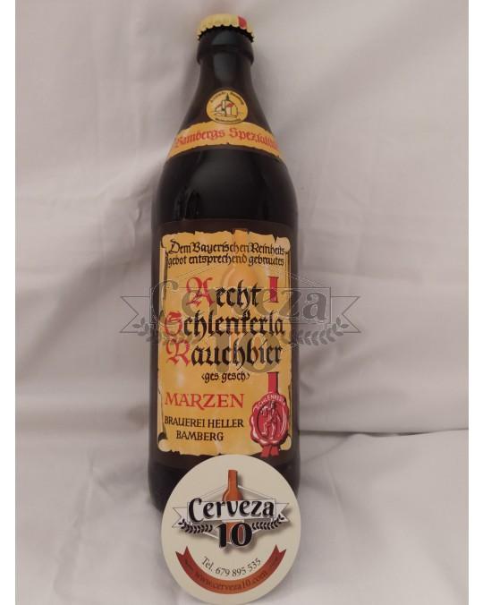 Cerveza Schlenkerla Rauchbier