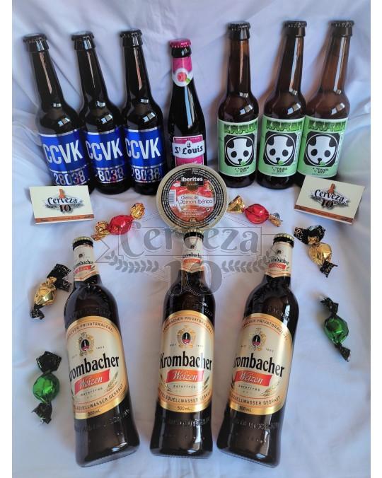 Cervezas de temporada Otoño