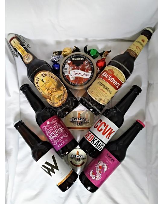 Cervezas Promoción Mensual.