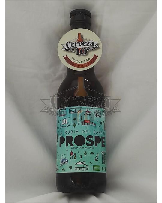 Cerveza Damas Prospe