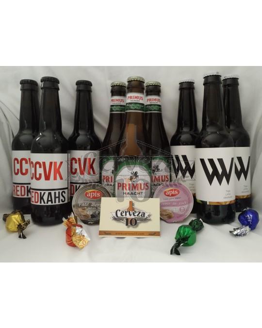 Cervezas Promoción Especial: Primavera