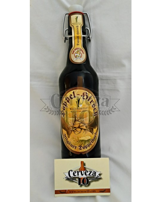 Cerveza Hirschbräu Doppelhirsch