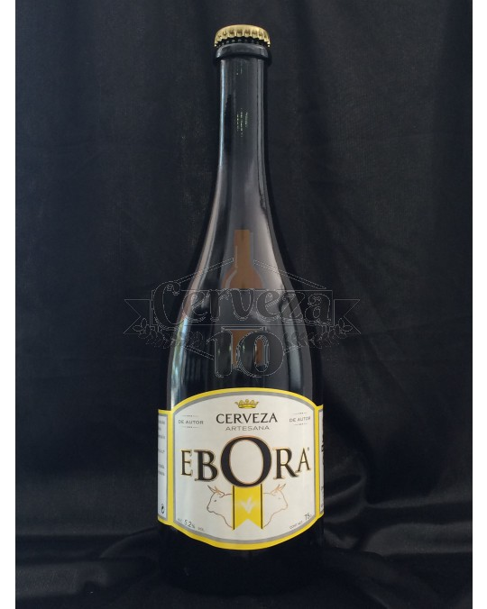 Cerveza Ebora Rubia Autor