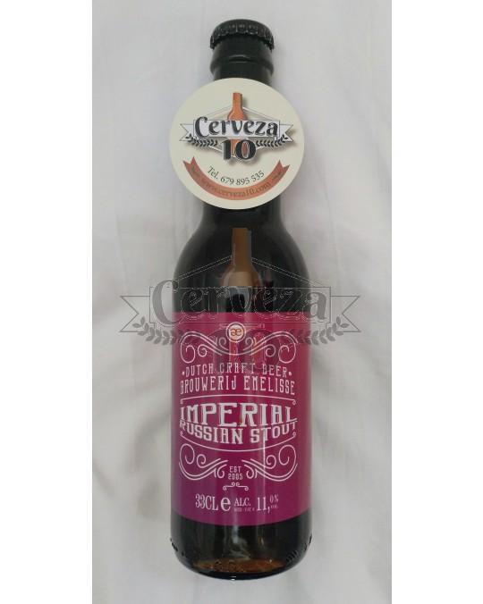 Cerveza Emelisse Russ Imperial Stout